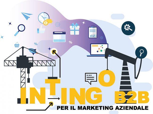 Intingo per il Marketing e comunicazione d'impresa
