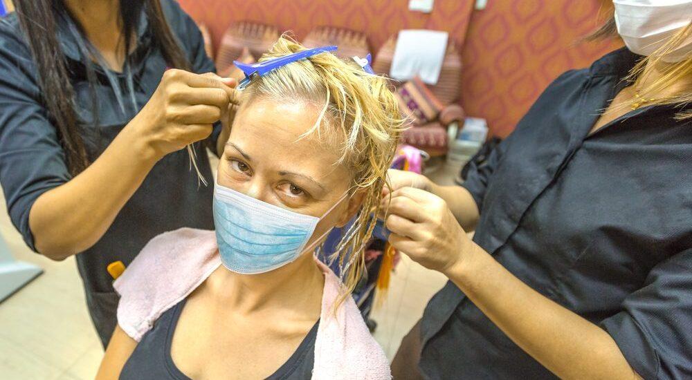 riapertura parrucchieri estetiste taglieremo capelli 18 maggio