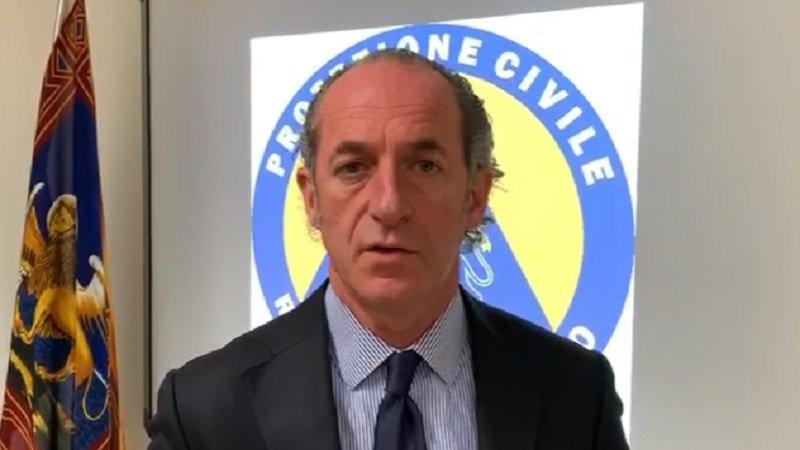 Luca Zaia governo aprire 18 maggio